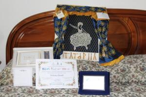 3° Premio: L'Opera ed i regali.